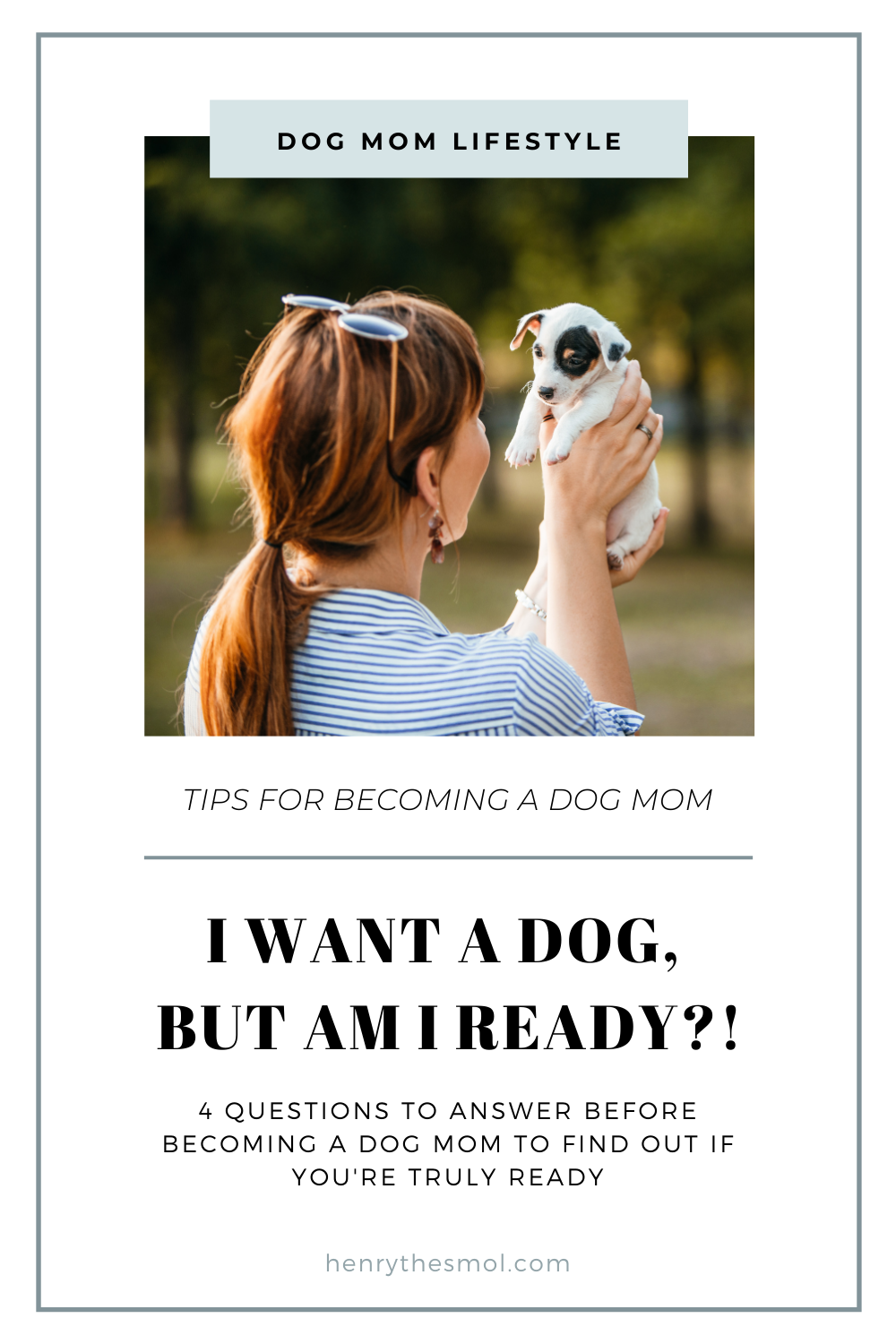 4 Signs You\'re Ready to Become a Dog Parent