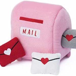 Valentine's Day Dog Toy