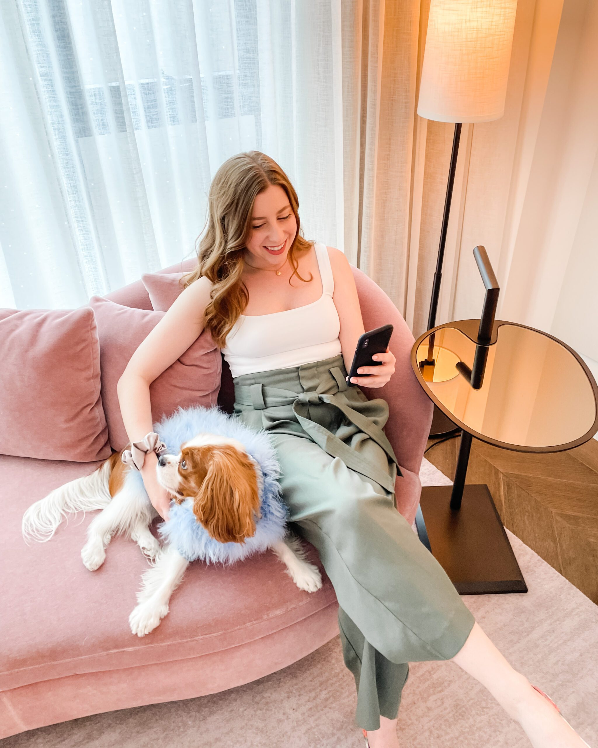 dog-friendly staycation
